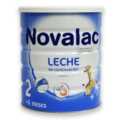 Novalac 2. Leche de Continuación. Farmacia Verónica Aznar