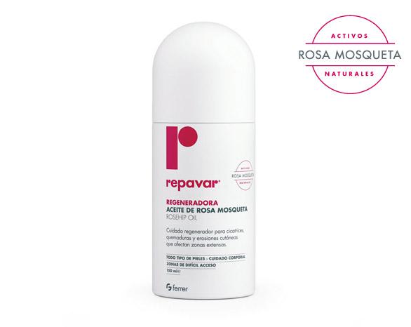 Repavar Aceite Rosa Mosqueta Spray 150ml.