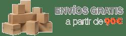 Envío Gratis a partir de 90€ - Farmacia Verónica Aznar
