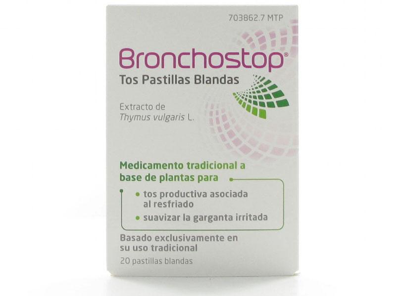 Bronco Stop - Farmacia Verónica Aznar Alicante