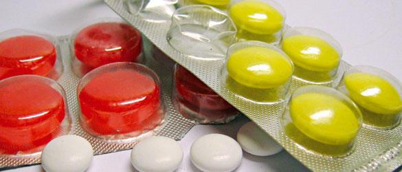 Gripe. Si ya la tienes, los antigripales son una opción